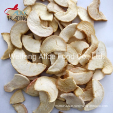 Healthy Snack Fruits Supplier China Made Fried Apple Slice Crispy VF Apple Fruits