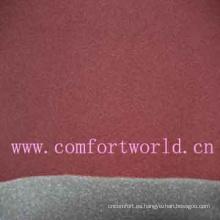 Tela de tapizado de auto