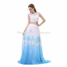 Moins cher sexy robe de nuit lune de miel vêtements femmes robe de soirée 2017