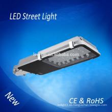 40W al aire libre ip65 bridgelux solar led luz de la calle cob street price