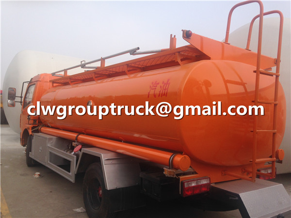 Fuel Transport Tanker