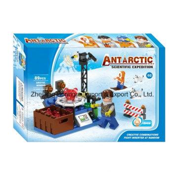 Boutique Building Block Toy-Antarctic Scientific Expedition 02