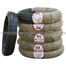 Factory black annealed 3.0mm soft binding wire