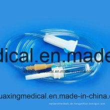 China Medizinische Versorgung von Einweg-Infusionsset und Spritze