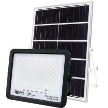 Foco Solar de 300W com controle remoto