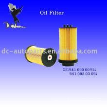 Inserção de filtro de cartucho 541 090 00 51 para Audi