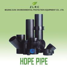 Beijing ZLRC alta resistência ao desgaste para água pe 100 Hdpe Pipe