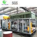 Compresseur de gaz naturel à haute pression pour la station mère du GNC
