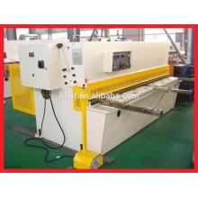 Cisaille hydraulique ANHUI HELLEN, cisailleuse en acier, cisaillère hydraulique à guillotine