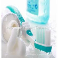 Pasta de dientes de alta pureza Grado CMC