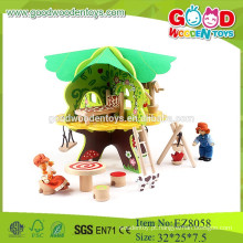 Brinquedos da casa de brinquedos finais brinquedos de casa de madeira brinquedos educativos da casa