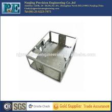 Stanzen von Stahllegierungen, Blechbearbeitung, Schweißen Fertigungsteile