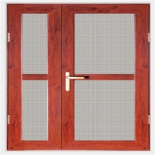 Unequal Casement Security Screen Door