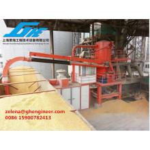 Grain Sand Coal Ciment Fertilisant Soucoupe Type Ship Unloder