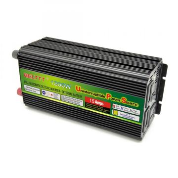 Venta directa de fábrica 1200 Watt UPS Power Inverter