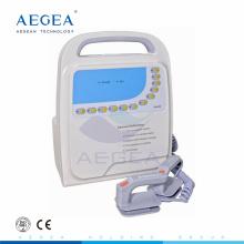 AG-DE001A CE ISO bifásica portátil médicos de primeros auxilios utilizados externos desfibrilador monofásico ventas