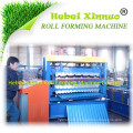 hebei xinnuo multiple profile corrugated galvanized roofing sheet machinery
