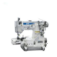 DT600-33AC Right-Side Cutter Zylinder Bett Interlock Nähen Hosen machen Maschine