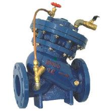 Гидравлический (с дистанционным управлением) поплавковый клапан (GF745X)