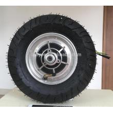 12 Zoll elektrischer Naben-Motor 48v 1000w für Sand-Reise-Auto-Entwurf