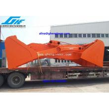 New Design Mechanical Scissors Grab for cargo
