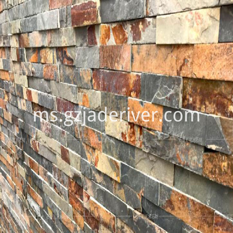 Natural Slate Culture Stone for Willa Wall