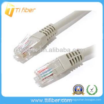 Патч-кабель UTP 5J с кабелем RJ45