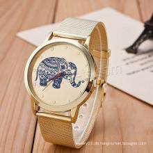 2015 Gets.com Uhr Frauen, 2015 Modeuhr für Frauen, Elefanten