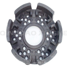 Customized Motor Component with Powder Coating