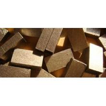 Different Types Diamond Segments for Granite Cutting