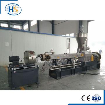 Equipo de granulación HDPE Tse-65 para hacer gránulos