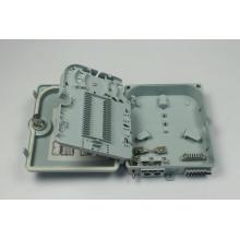 Caixa de distribuição de fibra óptica ABS + PC
