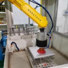 Metal grinding computer case active contact flange