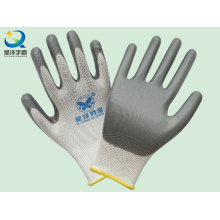 13G Grey Nitrile Coated Safety Work Gloves (N6007)