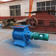 Closed rotary mechanical cast iron