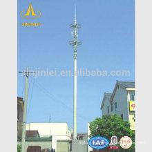 Torre telescópica de antena de 120 pies