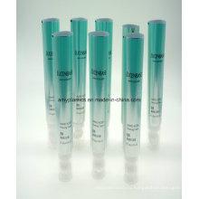 Алюминиевые пластиковые ламинированные труба для лица очищающее косметики с расческой