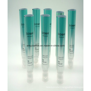 Aluminum Plastic Laminated Tube for Cosmetics Facial Cleanser with Hairbrush