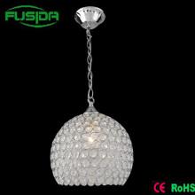 Lámparas de Cristal Único de Control Remoto / Luz Colgante