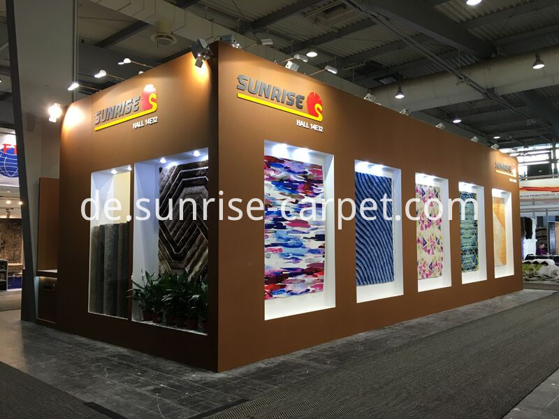 Our Stand at 2017 Hannover Domotex Fair