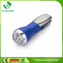 Deluxe All-In-One Multi Tool 9 LED +1 Red LED powerful mini flashlight