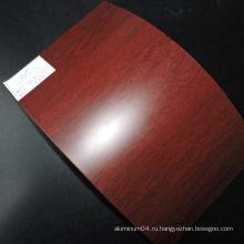 PE PVDF Материал алюминиевого композитного материала