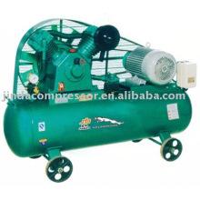 Compressor de ar de alta pressão Belt Driven pistão (HVA-100)