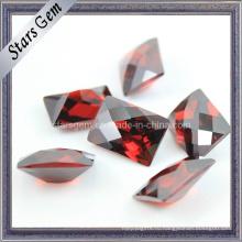 Прямоугольный разрез кубического циркония CZ Gemstone