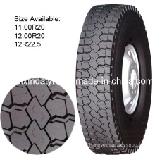 Truck & Bus Radial Tire, Rubber Tire (11.00R20 12.00R20 12R22.5)