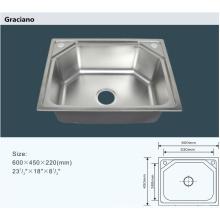 Wholesale Kitchen Bathroom Toilet Stainless Steel Hand Wash Basin