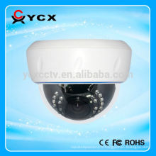 Nouveau produit 1/3 cmos capteur mégapixel 720P hd caméra caméra IP en option
