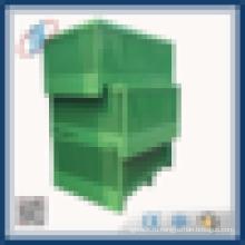 Складные стеллажи для складирования материалов