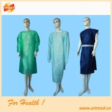 Hot Sale Einweg-OP-Kleid