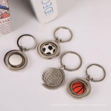 Baixo Preço design personalizado chaveiros de metal para adultos